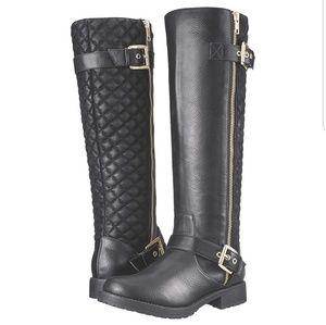 LAST PAIR SZ7Penny Loves Kenny Dallas Black Boots